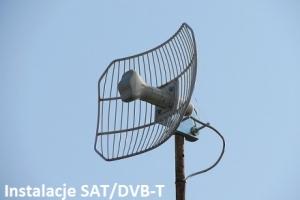 Instalacje SAT/DVB-T